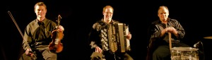 Edinburgh Ceilidh Band HotScotch - Accordion, FIddle & Drums