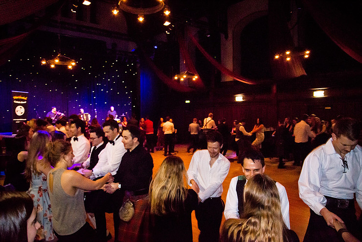 Scottish Ceilidh band HotScotch are one of the finest Ceilidh Bands in Scotland. Lively, Energetic, Fun music for weddings, and other events.